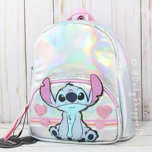 Lilo & Stitch Holographic Mini Backpack